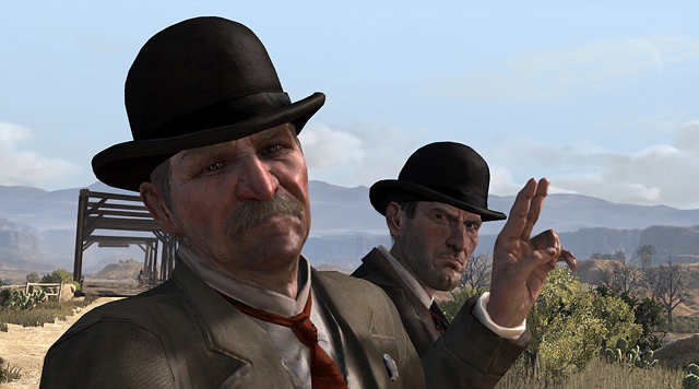 Boss Rush: Edgar Ross (Red Dead Redemption)