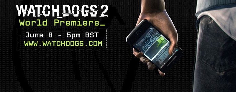 Watch Dogs 2 Banner