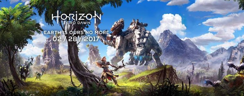Horizon Zero Dawn Header