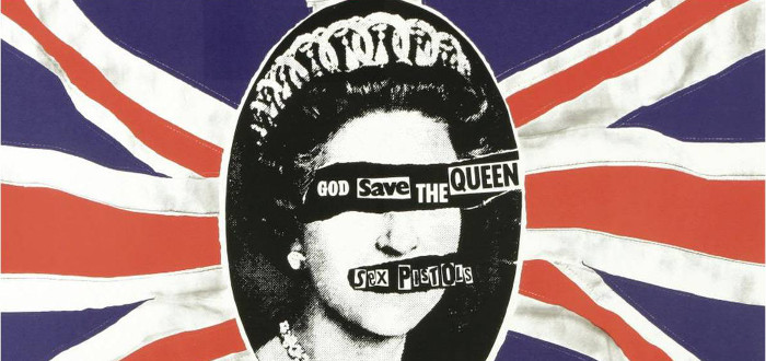 'God Save The Queen' – Sex Pistols – Track of the Day