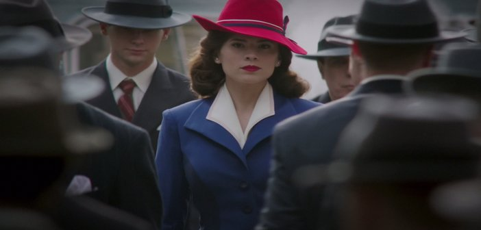 Hayley Atwell Won't Let Agent Carter Go So Easily