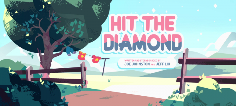 Hit The Diamond Steven Universe
