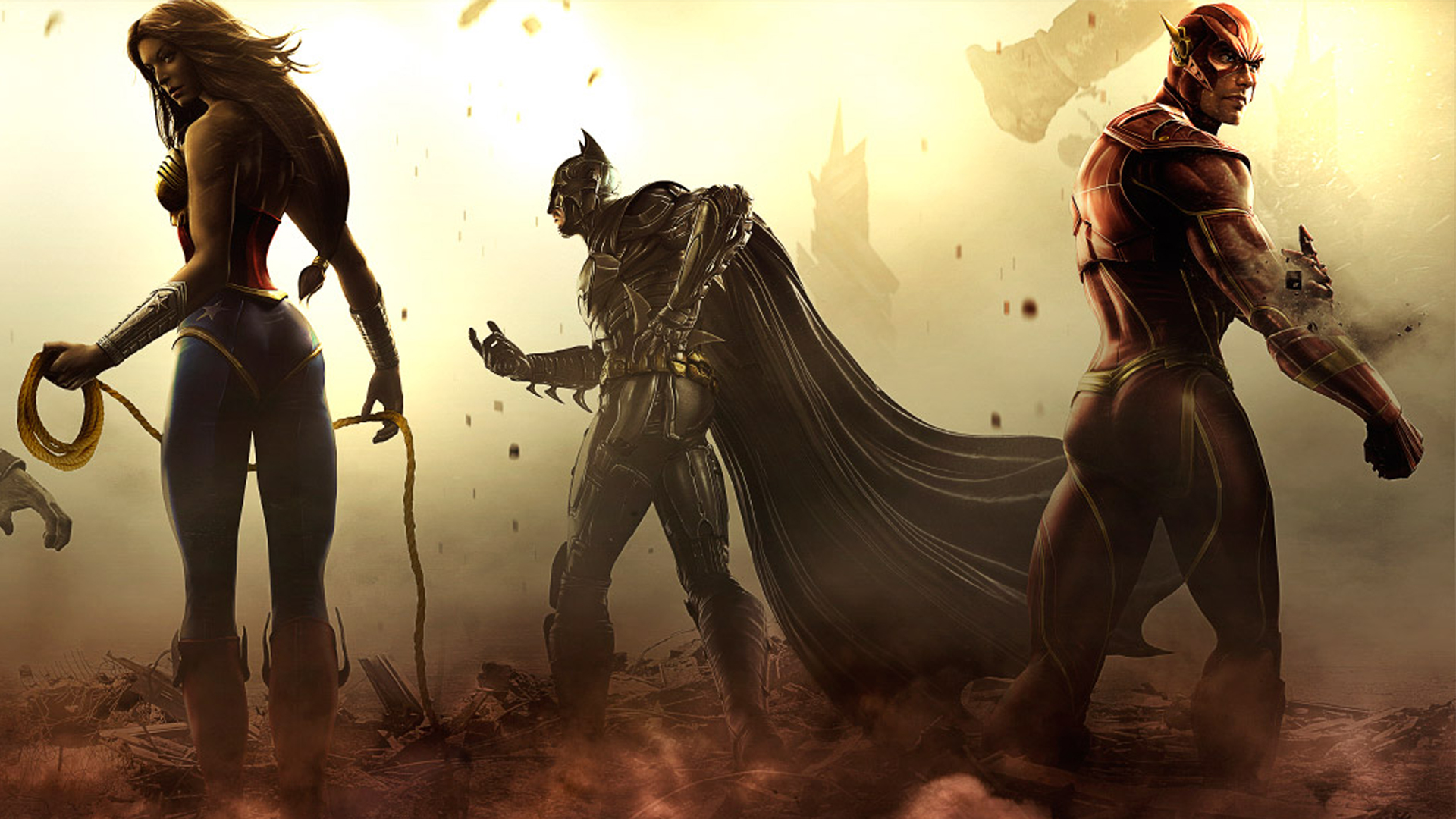 Injustice: Gods Among Us Sequel Rumoured For 2017