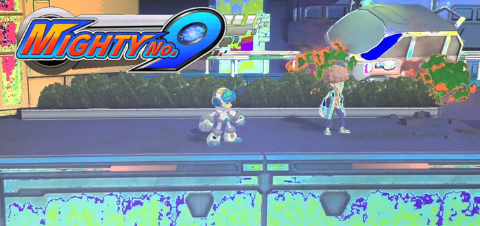 Mighty No. 9 Disappoints With Troubled Launch