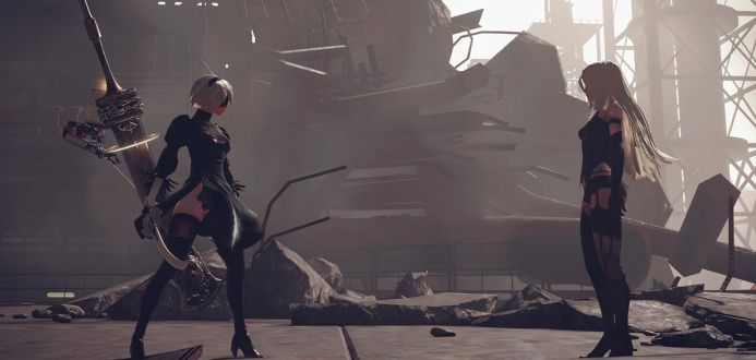 New NieR: Automata Trailer And Release Date