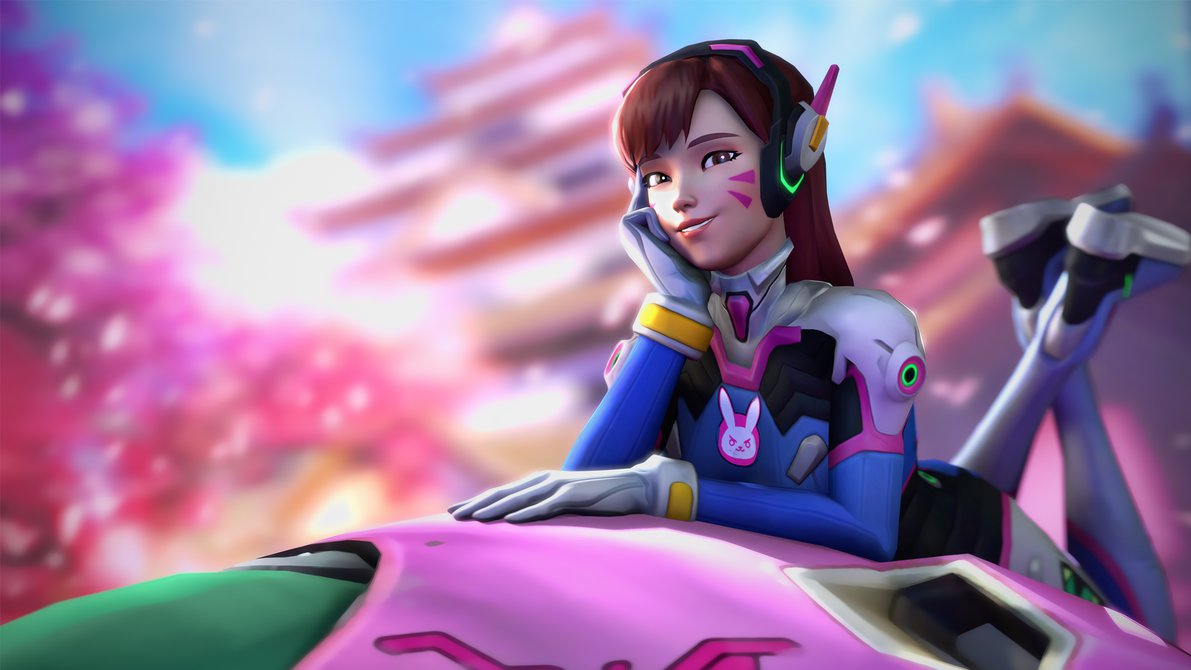 Overwatch Fan Track Has Got Your Back