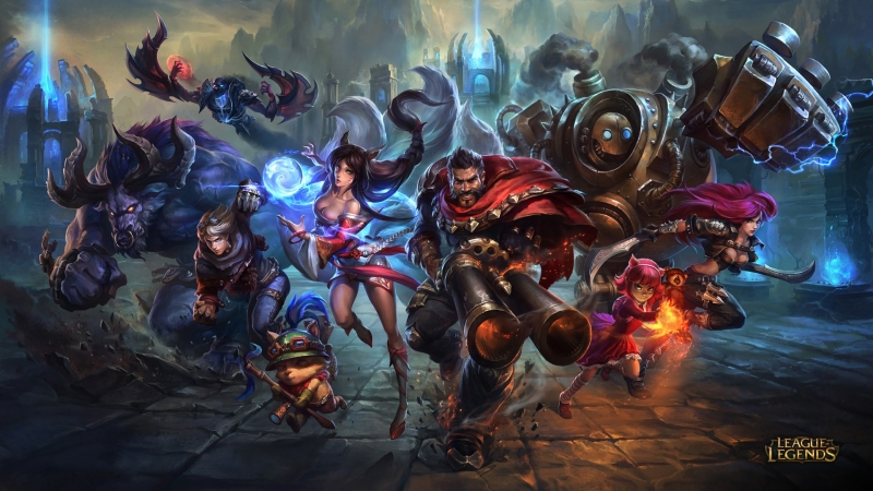 Riot Uses In-Game Behaviour As A Hiring Method