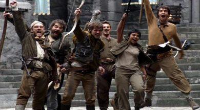 Robin Hood Cast
