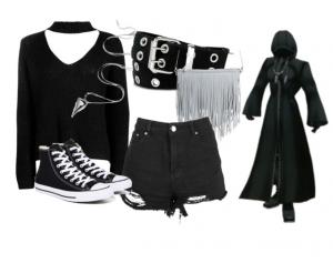 Style Saturday - Kingdom Hearts (2). Women.