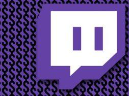 Twitch donation
