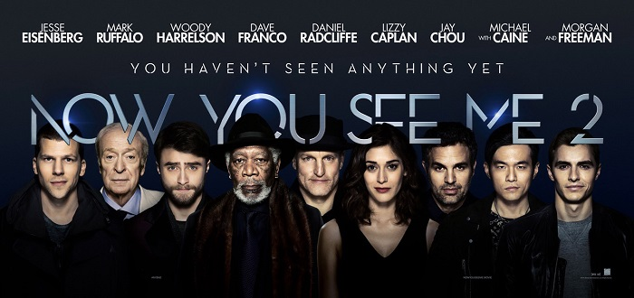 Now You See Me 2 Review – It's A Kind Of Magic
