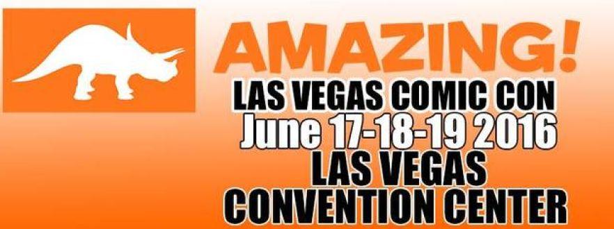 The Amazing Las Vegas Comic Con – Review