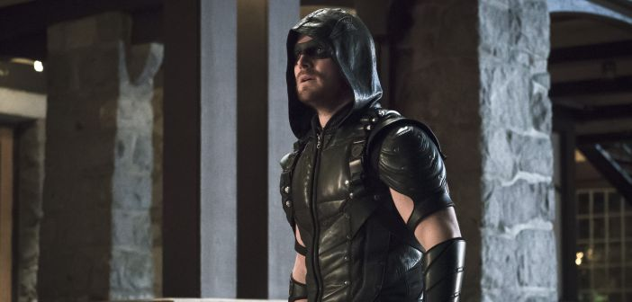 """Arrow To Feature """"Most Vicious"""" Fight In TV History"""