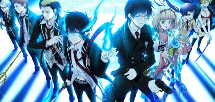 Blue Exorcist Gets New Anime Series