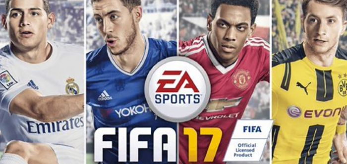 EA Release FIFA 17 Trailer