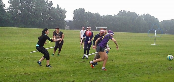 Second Open Quidditch Training Hits Dublin This Sunday