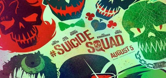 Suicide Squad Gets Official Age Rating