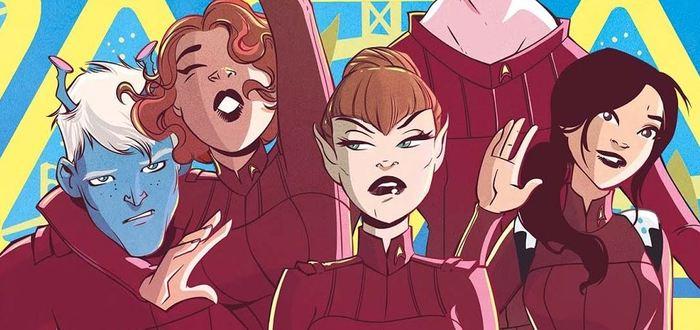 Star Trek Starfleet Academy Mini-Series Review