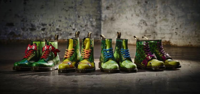 tmnt boots