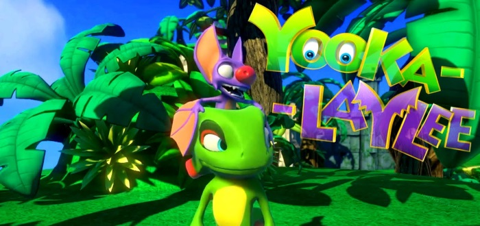 Yooka-Laylee E3 Trailer Released