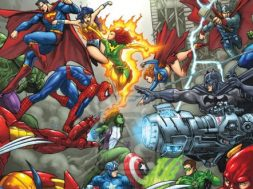 Marvel TV v DC TV