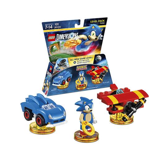 Sonic LEGO Dimensions