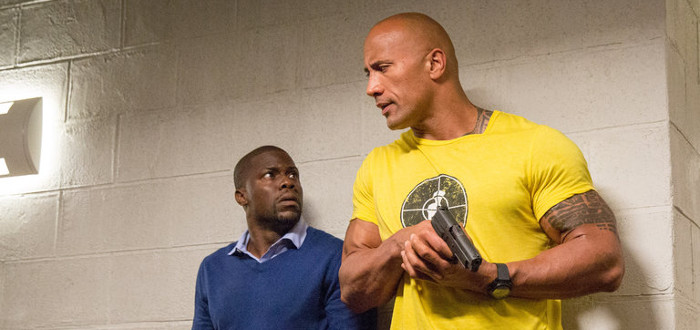 Central Intelligence Review – Big Heart, Little Intelligence