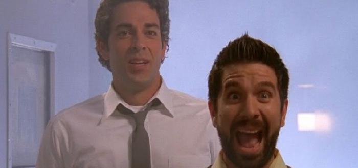Chuck and Morgan