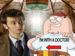 Doctor Who Family Guy
