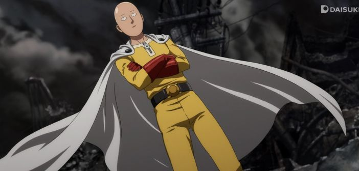 One-Punch Man Announces Season 2 And Mobile Game