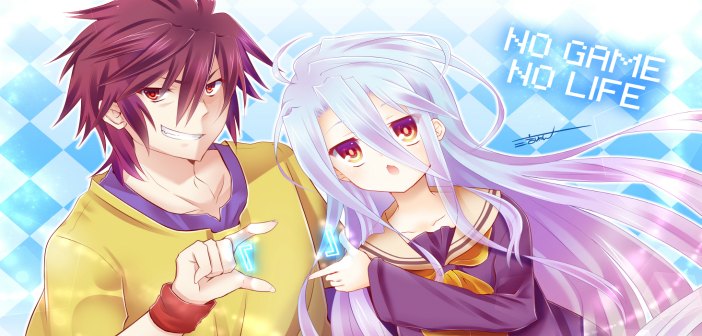 No Game No Life Getting Anime Movie