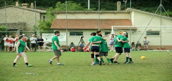 Team Ireland Heading For Frankfurt Quidditch World Cup