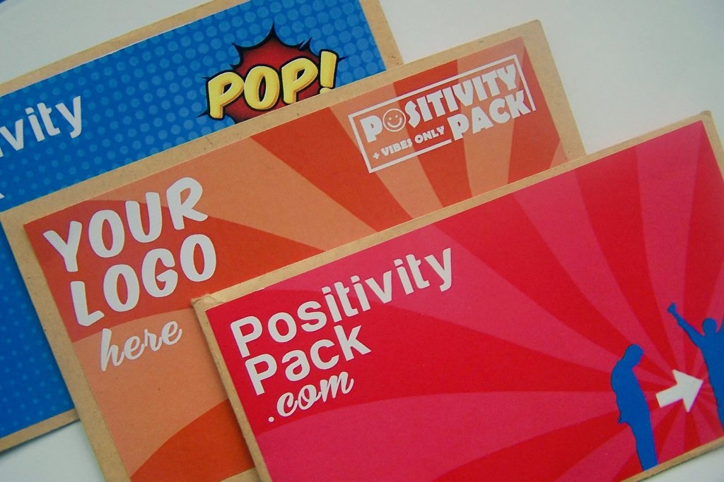 The Positivity Pack Packs A Happy Punch