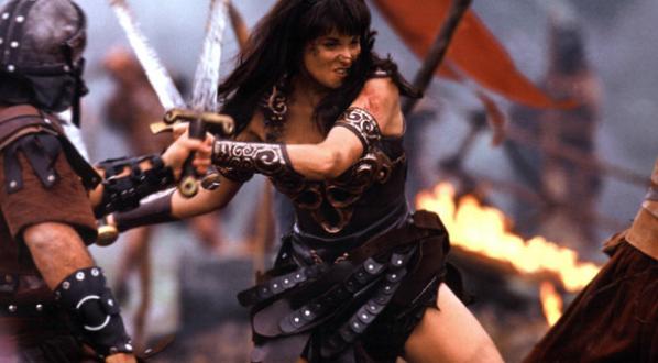badass female characters