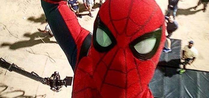 New Spider-Man: Homecoming set picture