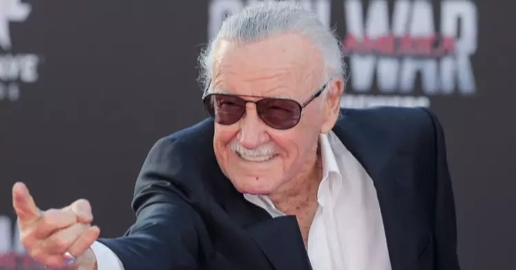 New Superhero Franchise From Stan Lee