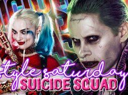 Style Saturday Suicide Squad