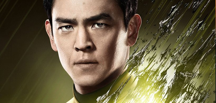 Star Trek's Sulu Comes Out