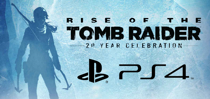 Rise Of The Tomb Raider Is Coming To PlayStation 4