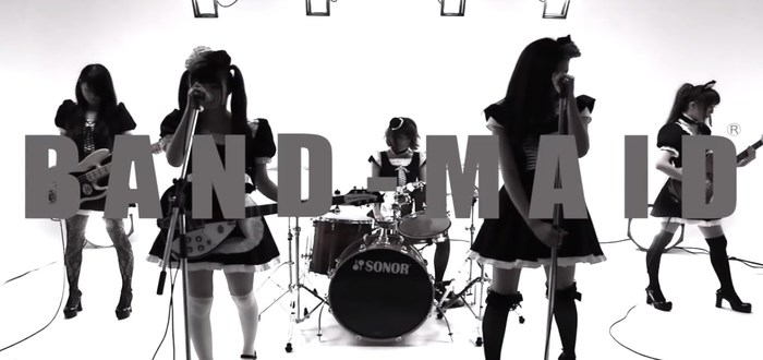 'Thrill' – BAND-MAID – Track of the Day