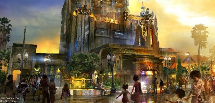 Guardians Of The Galaxy Is Coming To Disneyland
