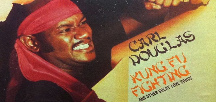 'Kung Fu Fighting' – Carl Douglas – Track of the Day