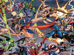 Superhero Face-offs