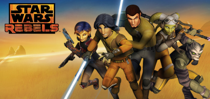 Tom Baker To Lend Voice To Star Wars Rebels