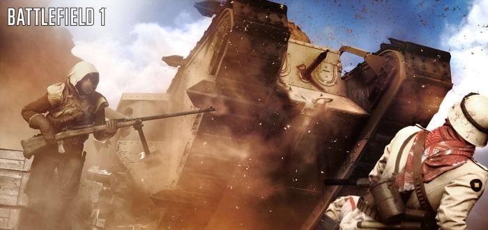 Battlefield 1 trailer and open beta