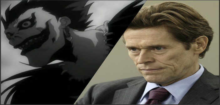 Willem Dafoe Cast In Netflix Death Note