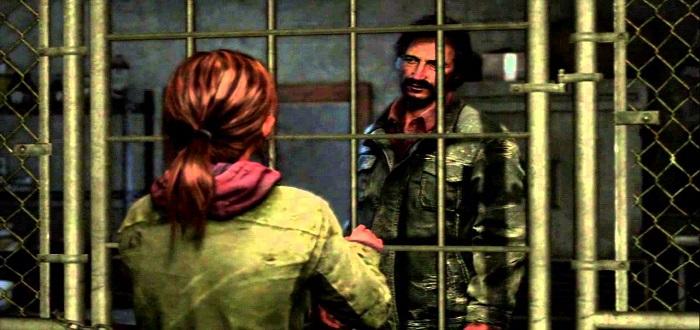 David Captures Ellie