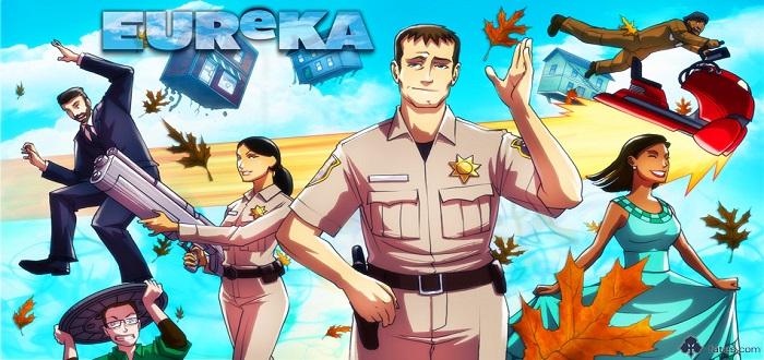 Eureka Animation