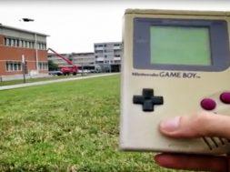 Gameboy Drone