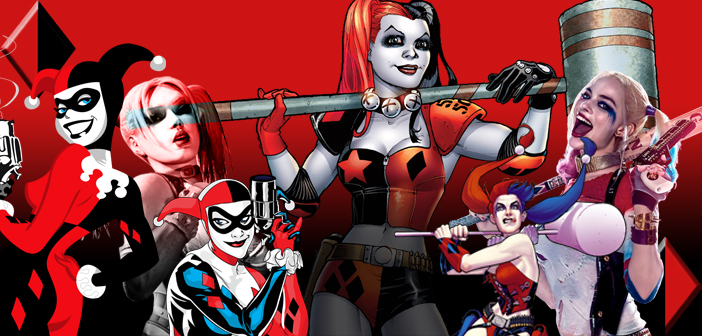 Harley Quinn – The Victim! The Vixen! The Evolution Of A Clown